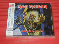 2014 JAPAN CD IRON MAIDEN NO PRAYER FOR THE DYING