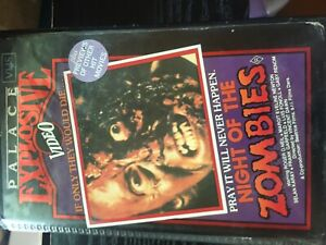 Night of the Zombies / Palace Explosive / VHS