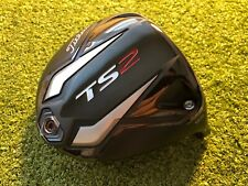 Tour Issue Titleist TS2 Driver HEAD ONLY 9.5* T Serial NEW 191g TS3 TS4