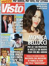 Visto 2018 7.Monica Bellucci,Mario Biondi,Emma Marrone,Stefania Sandrelli,N.Cage