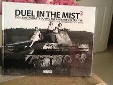 Duel in the Mist3:The Leibstandarte During the Ardennes Offensive - Panzerwrecks