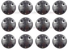 12pcs  Diaphragm For EV DH-1K Driver ELX112P & ELX115P Electro Voice 8Ohms