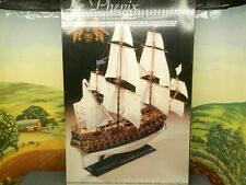 1/150 Kit Heller No. 891 LE PHENIX FRENCH SHIP OF THE LINE New Sealed Box