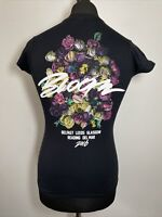 Fall Out Boy Bloom 2016 Tour Black T Shirt Tee Ladies Small S New Without Tags