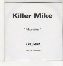 (GH391) Killer Mike, Monster - 2002 DJ CD