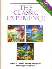 CLASSIC EXPERIENCE Alto Sax + 2 CD's Lanning*