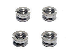 "4x Kood 1/4"" Female to 3/8"" Male Conversion Tripod Head Thread Adapter Screw"