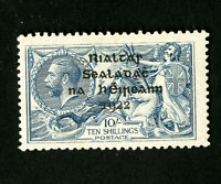 Ireland Stamps # 14 XF OG NH Catalog Value $450.00