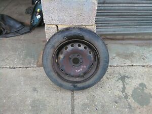 Renault clio 2001 to 2006  Steel Wheel And bf goodrich 175/65r14 Tyre