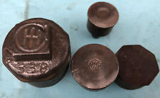 4 Antique Ihc Steam Engine Tractor Oilers Parts Industrial Hit Miss Engines