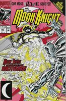 Marc Spector Moon Knight  #42 Marvel Comics 1989 Bagged and Boarded