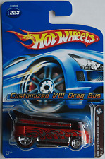 Hot wheels – vw DRAG BUS 2006 Mystery car 5/5 Nouveau/OVP