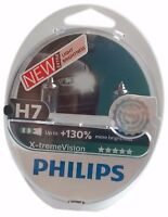 H7 PHILIPS X-treme Vision +130% 12972XV+S2 PX26d 12V 55W headlight bulbs 2er