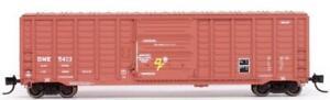 Exactrail Dakota Minnesota & Eastern DME P-S 5277 Waffle Side Boxcar EN-50406-3