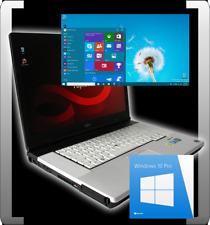FUJITSU CELSIUS H710 15,6 ZOLL INTEL CORE i7 2.20GHZ 4GB RAM 250GB DVDRW WIN10