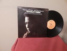 "CHARLEY PRIDE: SONGS OF PRIDE CHARLEY THAT IS 12"" 33 RPM"