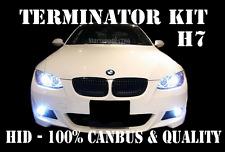 BMW Canbus Hid Kit H7 TERMINATOR KIT conversione Xenon BMW E46 E60 E90 E91 E92