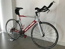2011 Cervelo P1 56cm Time Trial/Triathlon Bicycle - Shimano Ultegra 6600 10spd