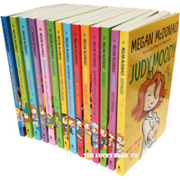 NEW Judy Moody 14 Book Set Collection Kids Library Gift Set by Megan McDonald!