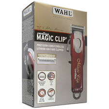 Wahl 5-Star Series Professional Cordless Magic Clip Cord / Cordless Clipper 8148