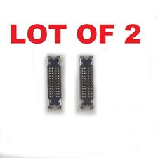 Lot of 2 iPhone 7 I iPhone 7 Plus Home Button PCB Board Connector
