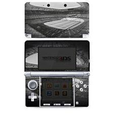 Nintendo 3 DS Folie Aufkleber Skin - Stadion FC Bayern - Black White