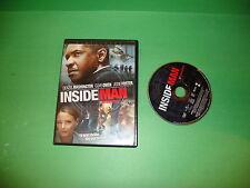 Inside Man (DVD, 2006, Widescreen)