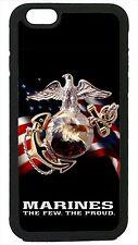 USMC Marines Eagle Flag Marine Corps iPhone 4 4s 5 5s 5c 6 6 Plus Case  proud