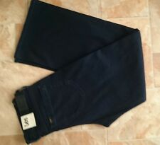 Lee AUBERRY,W31,L29,Navy Blue,High Rise,Wide,Stretch,Women's