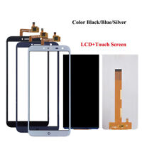 For Oukitel C8 LCD Display Touch Digitizer Screen Assembly Replacement with Tool