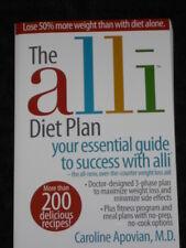 The Alli Diet Plan by Caroline Apovian M.D. (2007)
