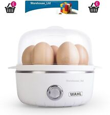 NEW WAHL EGG BOILER AND POACHER - WHITE - ZX945