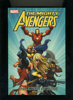 The Mighty Avengers Volume 1 The Ultron Initiative Bendis Cho  TPB New