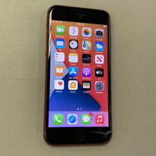 Apple iPhone 8 - 64GB - Red (Unlocked) (Read Description) BJ1138