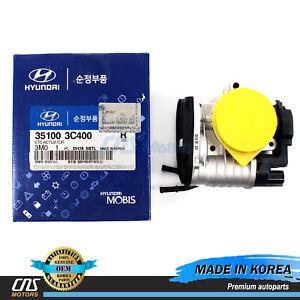 GENUINE Throttle Body for 2009-2011 Hyundai Genesis 3.8L OEM 351003C400⭐⭐⭐⭐⭐
