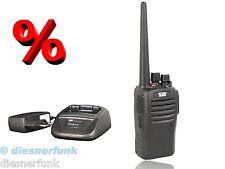 Team TeCom IP3 16 Kanal Freenet Bürgerwehr Security Funkgerät IP67 Schutz VHF