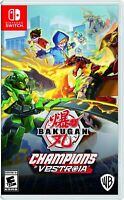 Bakugan: Champions Of Vestroia - Standard Edition - Nintendo Switch