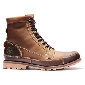 Timberland Mens Earthkeeper Original 6 Inch Brown Chukka Desert Boots Size 9.5