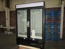 "Kelvinator Kchgm48F 54"" 48 Cu. Ft 2 Glass Door Reach-In Merchandiser Freezer"