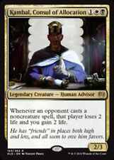 Kambal, Consul of Allocation x4 Magic the Gathering 4x Kaladesh mtg card lot