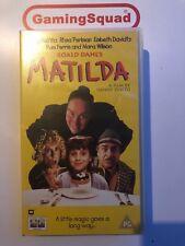 Matilda VHS Video Retro, Supplied by Gaming Squad Ltd
