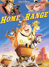 WALT DISNEY HOME ON THE RANGE (DVD 2004)