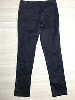 Country Road Men's Blue Textured Pants Chinos Trousers Size 36 Pockets Cotton