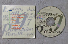 CD AUDIO INT/ CRANBERRIES, MEAT PUPPETS, DEUS, L7, WARREN G, PORTISHED CD PROMO