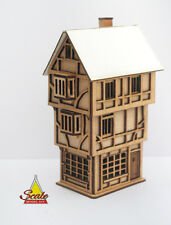 Dolls House Miniature 144th Scale Model KIT - The House That Moved