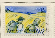 Netherlands 1948-49 Early Issue Fine Used 5c. NW-11731