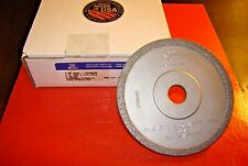 "REGAL D9A1 Diamond Wheel 5"" x .220"" x 3/4"" Hole RPM 12224 D 40/60"