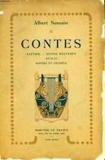 Livres anciens et de collection illustrés, sur contes, légendes