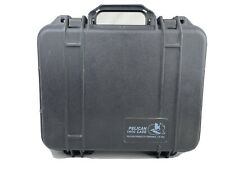 Pelican 1400 Case with Foam (Black) Never Used