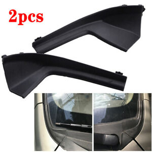 FOR NISSAN 2007-2012 Versa-Cowl Grille Outer Cover Driver+Passenger Side Pair